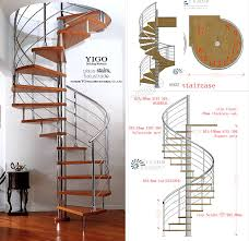 Wooden Spiral Stairs Design Spiral Staircase Wood Spiral Staircase Calculator Buy Spiral