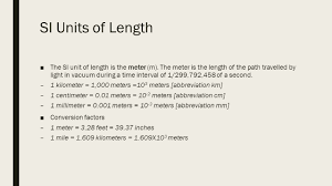 2 meters feet units of measurement using and converting introduction