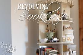 Pottery Barn Teen Bookcase Revolving Bookcase Country Design Style