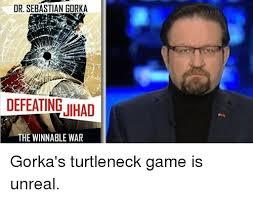Turtleneck Meme - dr sebastian gorka defeating jihad the winnable war gorka s