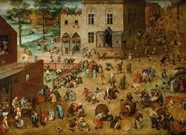 Pieter Bruegel Blind Leading The Blind Pieter Bruegel The Elder Lambiek Comiclopedia