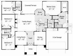 four bedrooms house plans photogiraffe me