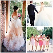wedding trend ombre wedding dress french u0027s point coastal