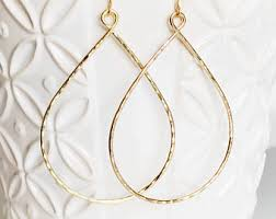 drop hoop earrings drop hoop earrings etsy