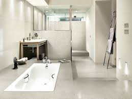 White Bathroom Tile by Poesia
