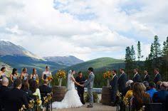 breckenridge wedding venues and breckenridge colorado wedding at sevens