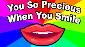 Precious Meme - you so precious when you smile meme the history and origin of the