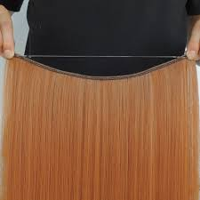 White Women Hair Extensions by Hair Piece Manufacturer Picture More Detailed Picture About 20