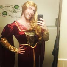 no spoilers going as cersei for halloween nailed it gameofthrones