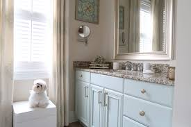 best paint for oak bathroom cabinets don t paint your cabinets white porch daydreamer