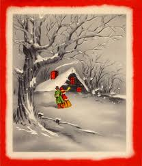 christmas card from my collection christmas navidad my favorite