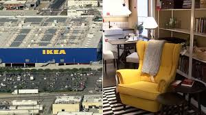 ikiea new burbank ikea take a sneak peek at largest ikea in america