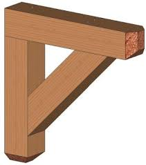 Building Wood Shelf Brackets by 52 Best Shelf Brackets Images On Pinterest Shelf Brackets