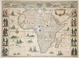 africa map 2014 author donates 17th century map of africa to mcdermott library