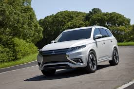 mitsubishi suv 2014 mitsubishi outlander phev concept s revealed ahead of 2014 paris