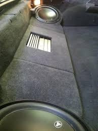 c6 corvette sub box product c6 corner sub box amp rack combo corvetteforum