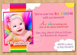 colors birthday invitation card sample a birthday invitation