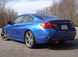 bmw 435i m sport coupe bmw 435i coupe review proves pleasurable refined and high tech