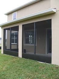 Lanai Porch How To Install A Front Porch Us Aluminum