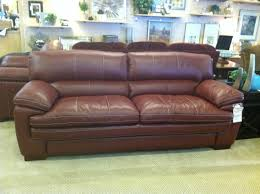 living room furniture over sized light brown authentic leather