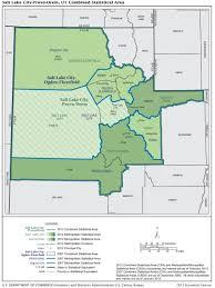 Slc Airport Map Salt Lake City Msa Map Best Lake 2017