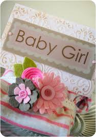 photo baby shower gift bag image