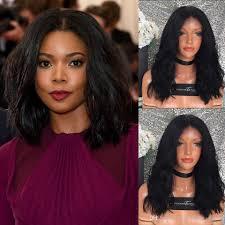 how to style brazilian hair long bob brazilian hair wigs for black women wavy full lace wig