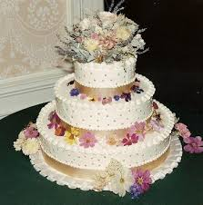 www wedding buttercream wedding cake with dried flowers www wedding ca flickr