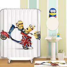 minions shower curtain u2013 sale off omg store