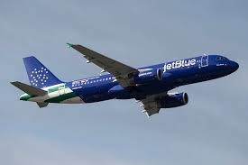 jetblue honors nypd u0027s heroes with painted plane new york post