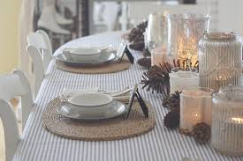 place settings winter table place settings wenderly