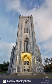 roman catholic cathedral of christ the king reykjavik iceland