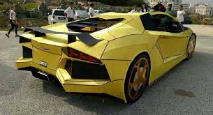 who made the lamborghini aventador someone built a size lamborghini aventador out of paper