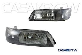 Depo Auto Lamp Indonesia by New Headlights Black Head Light For 1996 1999 Infiniti I30 Nissan