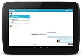 free for android tablet mysms now available in a tablet optimized version android central