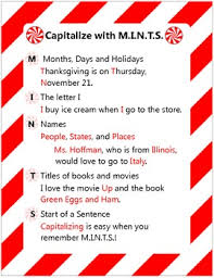 capitalize with mints by hoffman teachers pay teachers