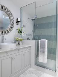 chic bathroom shower tile design ideas classy rectangular white