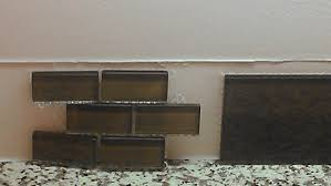 schaub drawer pulls glass tile and stone copper strips mosaic
