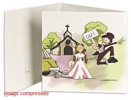 mariage humoristique faire part mariage humoristique mariage faire part original