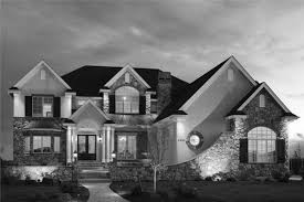 luxury home plans with pictures luxury home plans designs large black white house plans