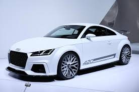 audi tt 2014 audi tt quattro sport debuts in geneva automobile magazine photo