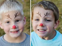 best 25 reindeer face paint ideas on pinterest deer face paint