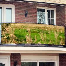 balkon sichtschutz balkon sichtschutz idyll gärtner pötschke
