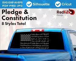 I Pledge Of Allegiance To The Flag Us Flag America Pledge Of Allegiance Preamble Constitution