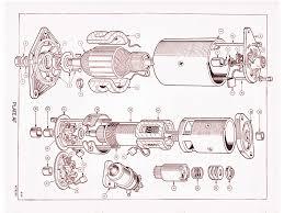 lucas starter motor wiring diagram wiring diagram simonand