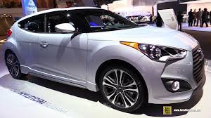 nissan veloster turbo 2017 hyundai veloster turbo exterior and interior walkaround