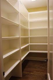 kitchen closet shelving ideas the 25 best pantry shelving ideas on pantry design