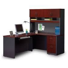 L Shaped Office Desk With Hutch L Shaped Desk Shop For An L Shaped Computer Desk At Nbf