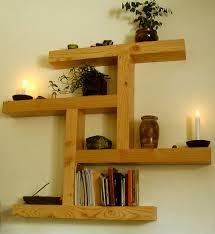 wood shelf making
