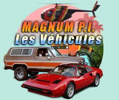 tom selleck 308 v hicule magnum pi 308 gts magnum